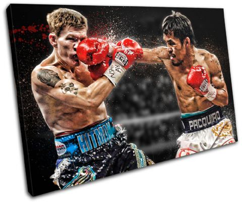 Boxing Pacquiao Hatton Sports - 13-1930(00B)-SG32-LO